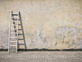 Blank dirty grunge wall — Stock Photo