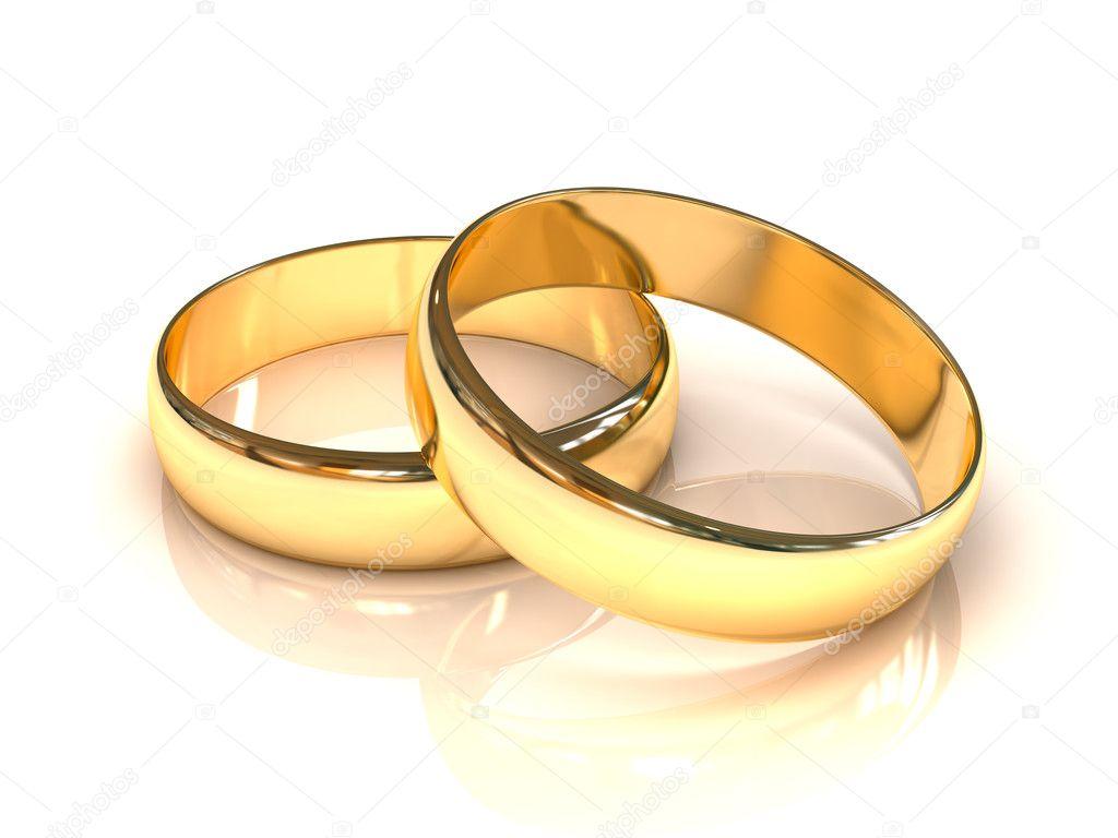 Hochzeit Blog Goldene Hochzeit Ringe