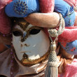 Stock Photo: Mask Carnival of Venice , 2011