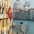 Stock Photo: Venice grand canal view,Italy