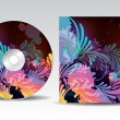 CD cover design — Stockvector #6631063