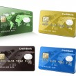 Постер, плакат: Collection of credit cards