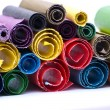 Multicolour papers — Stock Photo