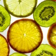 Fruits background — Stock Photo #5451882