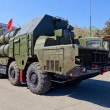 Stock Photo: Russianti-aircraft complex S-300