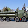 Russian anti-aircraft complex S-300 - Stock Photo
