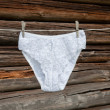 Feminine panties - Stock Photo