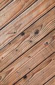 Textura de madera marrón con los patrones naturales — Foto de Stock