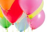 Veelkleurige lucht ballonnen — Stockfoto