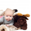 Sweet little baby — Stock Photo #5997700