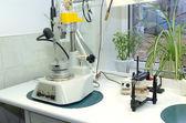 Interior do laboratório de pesquisa — Foto Stock