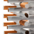 Few cigarettes — Stock Photo #5524902