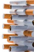 Algunos cigarrillos — Foto de Stock