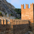 Stock Photo: Genoese Sudak Castle