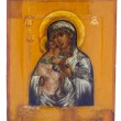 Icon of Orthodox Church - Stock Photo