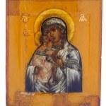 Icon of Orthodox Church — Stock Photo #5655908