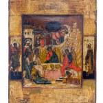 Icon of Orthodox Church — Stock Photo #5655983