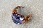 Bague en or — Photo