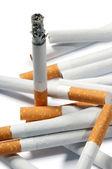 几个香烟 — 图库照片