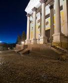 Greek Catholic Cathedral built in 1646 Uzhgorod, Ukraine — Stock Photo