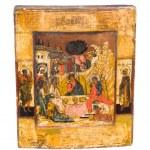 Icon of Orthodox Church — Stock Photo #6257792