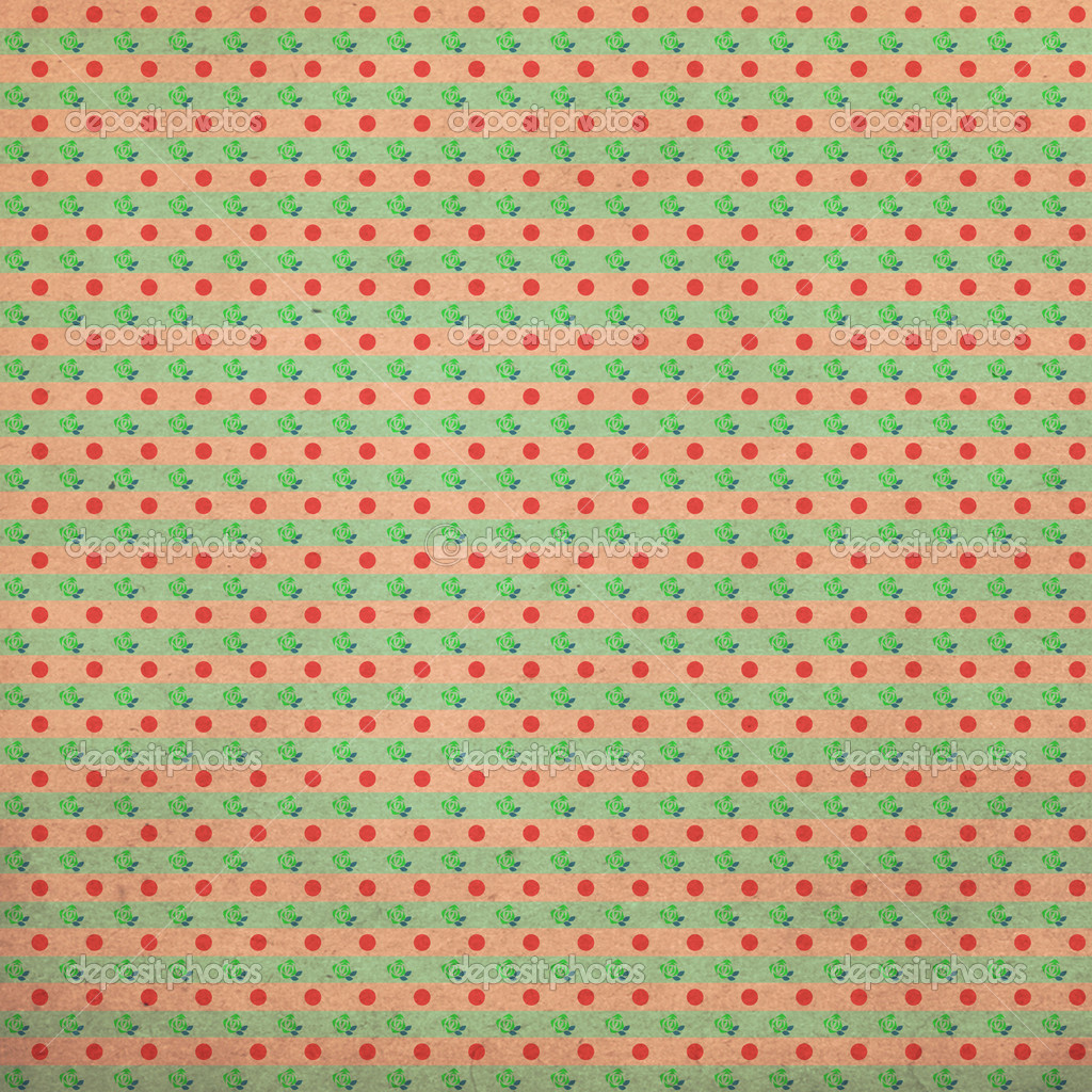Vintage background from grunge paper, retro pattern — Foto de Stock   #6314819