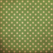 Retro pattern polka dot - Stock Photo