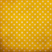 Polka dot vintage pattern, retro — Stock Photo