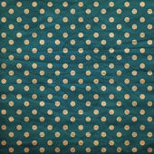 Retro pattern polka dot — Stock Photo