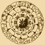 Vector Maya symbol — Stock Vector #5592025