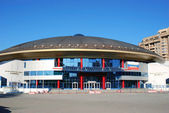 "DIVS ""Uralochka"" Sports Palace, Yekaterinburg, Russia — Stock Photo"