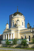 The Holy Trinity Cathedral in Yekaterinburg — Stock Photo