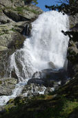 Great waterfall, Gorny Altai, Russia — Stock Photo
