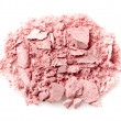 Stock Photo: Pink powder