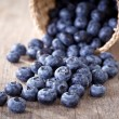 Fresh blueberries — Stock Photo #6304609