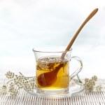 bitkisel çay — Stok fotoğraf