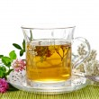 Stok fotoğraf: Herbal tea