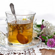 Herbal tea — Stock Photo #6592686
