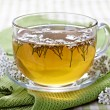 Fresh herbal tea — Foto de Stock