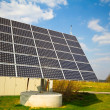 Solar power panel — Stock Photo