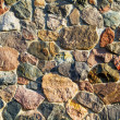 Stone wall, abstract background — Stock Photo