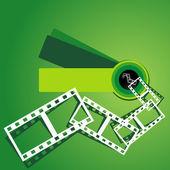 Film strip — Stock Photo