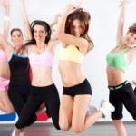 Enthusiastic group of women having fun — Stock Photo #6650301