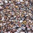 Stones. Gravel. Texture. — Stock Photo