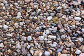 Stones. Gravel. Texture. — Stock Photo