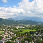Salzburg. Austria — Stock Photo