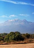 Popocatepetl volcano in Mexico — Stock Photo