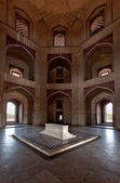 Sarcophagus. Humayun's Tomb, Delhi, India — Stock Photo