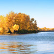 Autumn panorama — Stock Photo #6268707