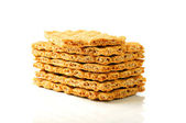 Crisp diet breads — Stock Photo